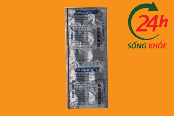 Tương tác thuốc Sizodon 2