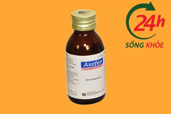 Thuốc Axofen là gì?