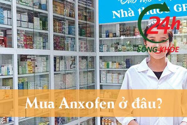 Mua Axofen ở đâu?