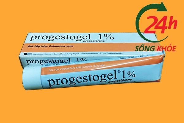 Progestogel 1%