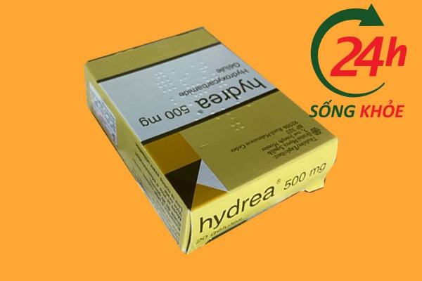 Tác dụng của thuốc Hydrea 500mg