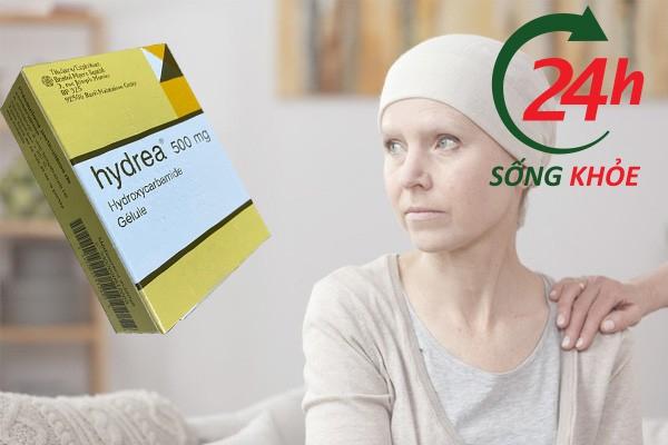 Hướng dẫn sửa dụng thuốc Hydrea 500mg