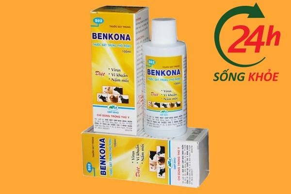 Giá bán của Benkona