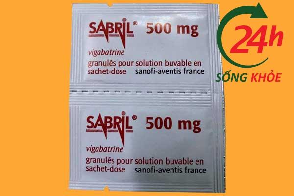 Sabril 500mg
