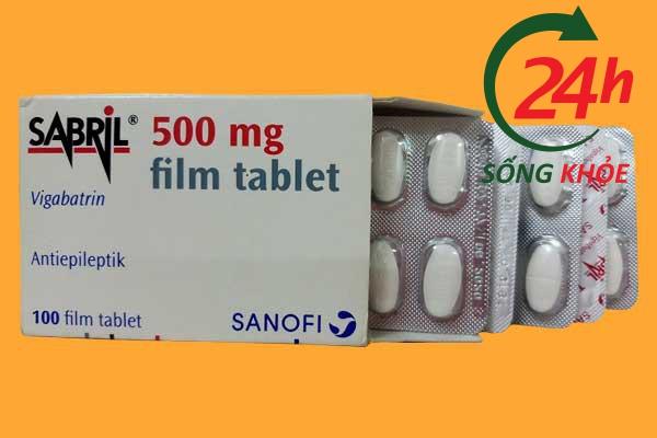 Sabril 500mg là thuốc gì?