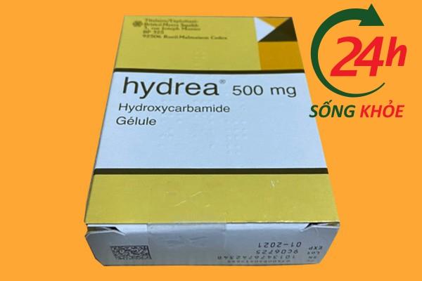 Tương tác thuốc Hydrea 500mg