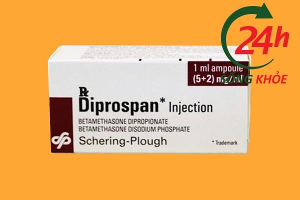 Diprospan là thuốc gì?