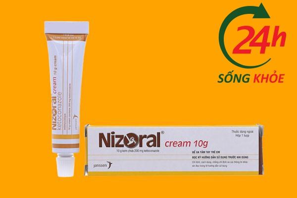 Thuốc điều trị nấm Nizoral Cream