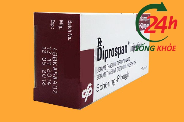 Công dụng của Diprospan