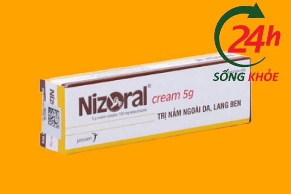 Nizoral Cream giá bao nhiêu?