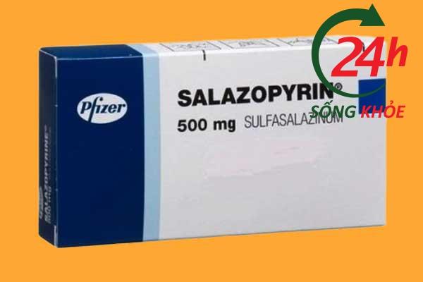 Salazopyrin 500mg