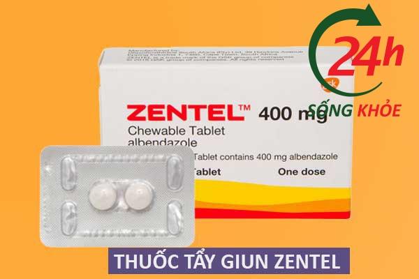 Thuốc tẩy giun Zentel và Fugacar, loại nào tốt hơn?