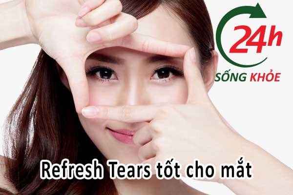 Refresh Tears có tốt không