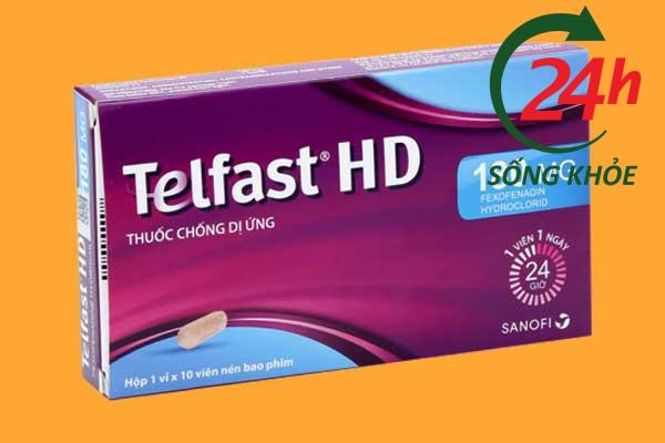 Thuốc Telfast HD 180mg