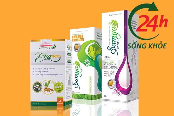 Thông tin về sản phẩm phụ khoa Samya