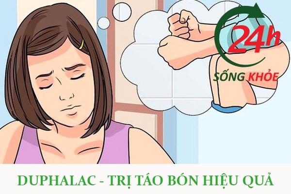 Công dụng của thuốc Duphalac