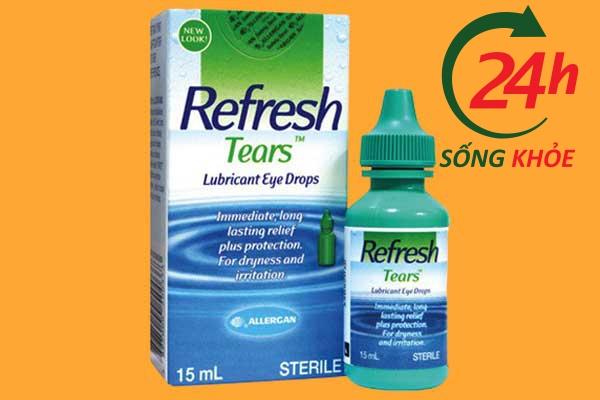 Refresh Tears là thuốc gì?