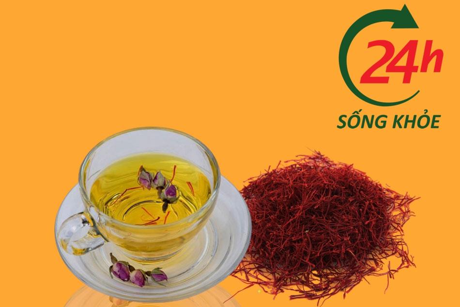 Giảm khó chịu thời kỳ tiền kinh nguyệt bằng Saffron
