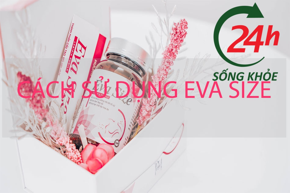 Cách sử dụng Eva Size