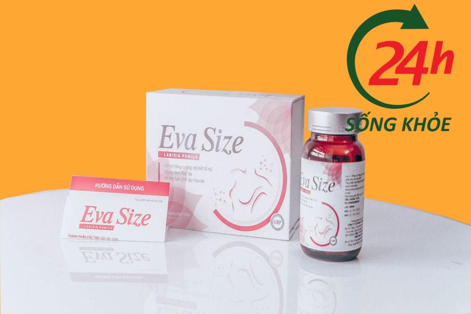 Viên uống nở ngực Eva Size có tốt không?
