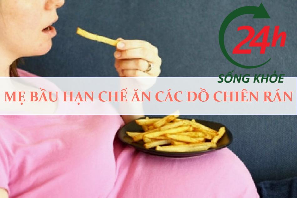 Mẹ bầu cần làm gì khi cân nặng thai nhi vượt quá tiêu chuẩn?