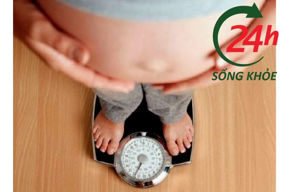 Mức tăng cân phù hợp khi mang thai cho bà mẹ bình thường