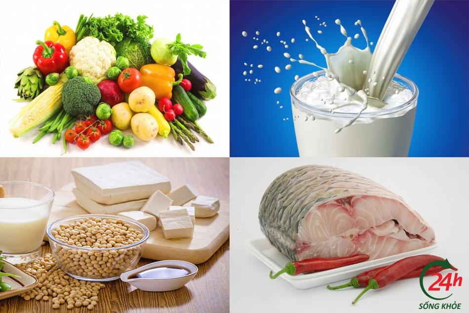 Những thực phẩm tốt và cần thiết cho bệnh nhân mắc thalassemia
