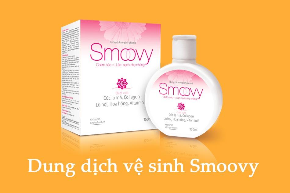 Dung dịch vệ sinh Smoovy