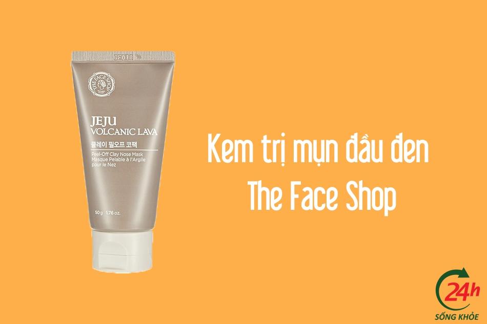 Kem trị mụn đầu đen The Face Shop