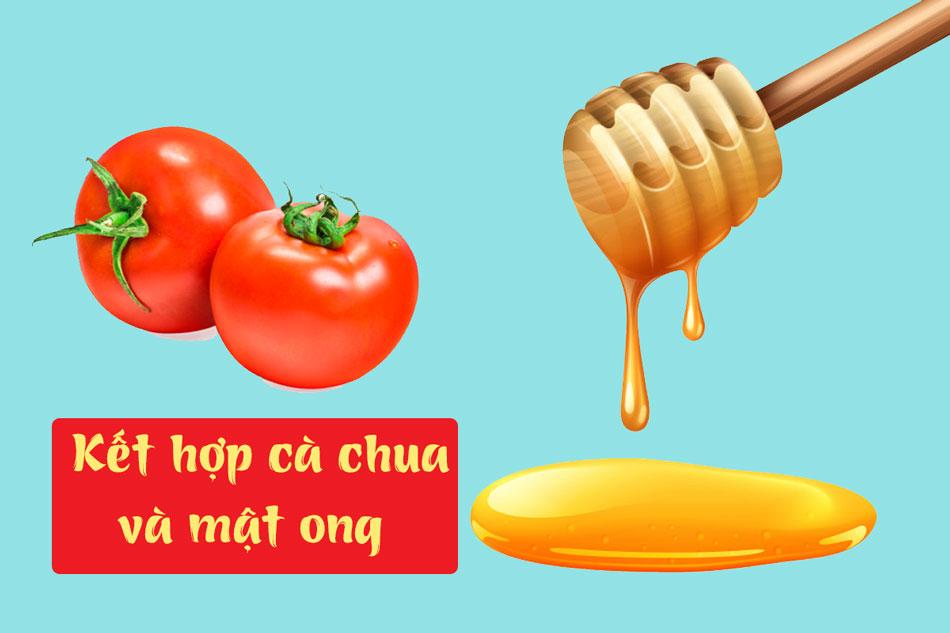Kết hợp cùng cà chua sẽ tạo hiệu quả trị mụn tốt hơn