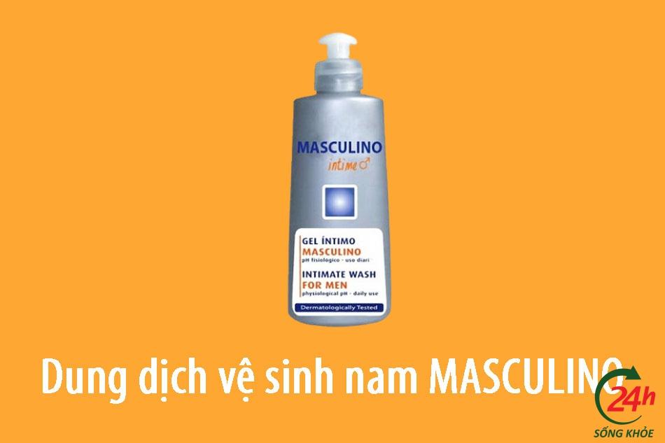 Dung dịch vệ sinh nam MASCULINO