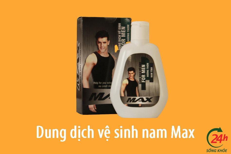 Dung dịch vệ sinh nam Max