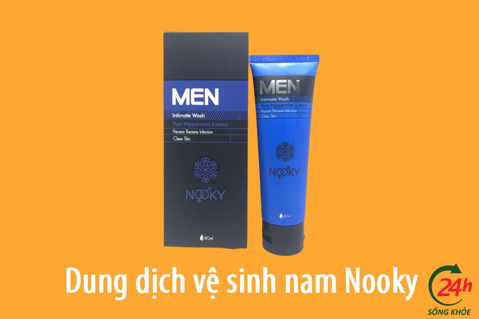 Dung dịch vệ sinh nam Nooky