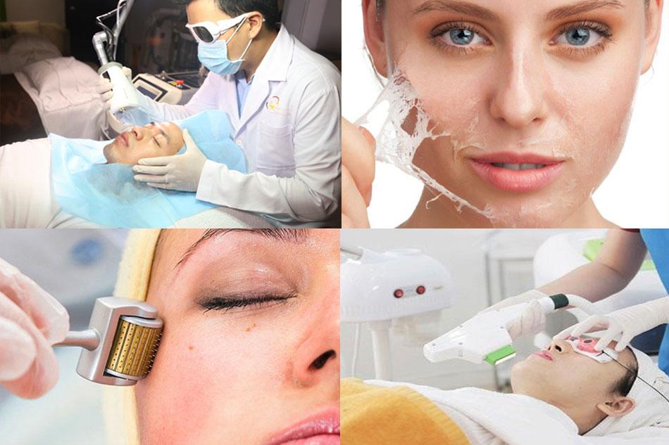 Cách chữa trị sẹo thâm đỏ sau tai nạn hiệu quả nhất hiện nay