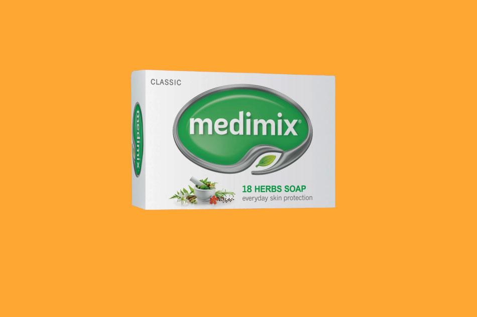 Xà bông trị mụn lưng Medimix