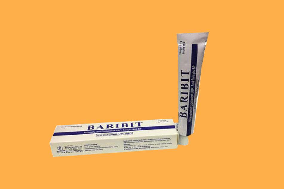 Cơ chế tác dụng của Baribit
