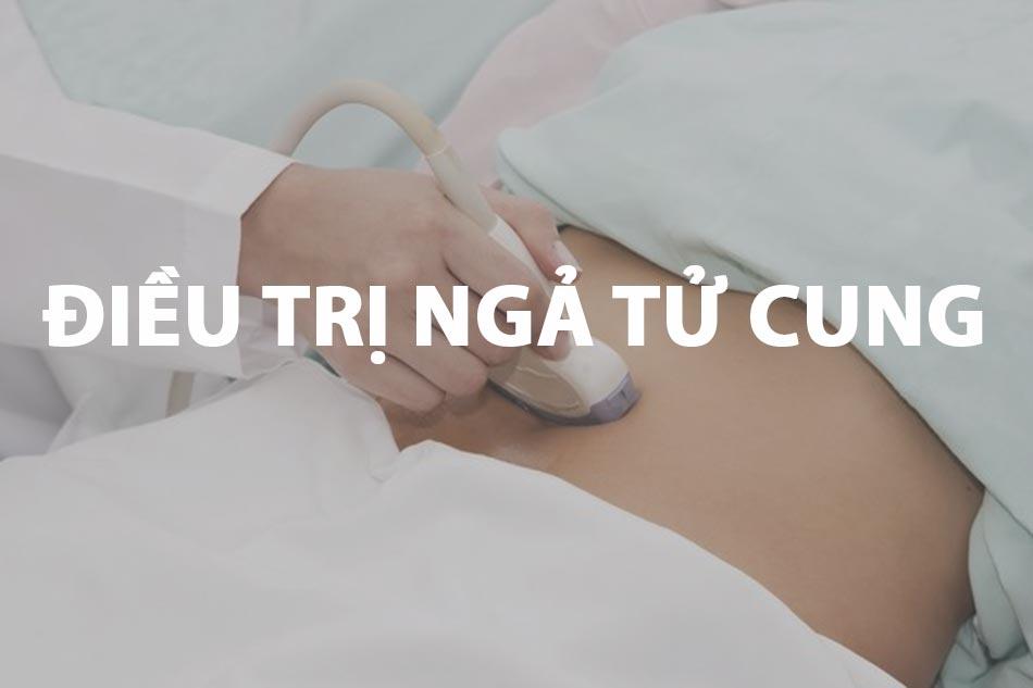 Điều trị ngả tử cung