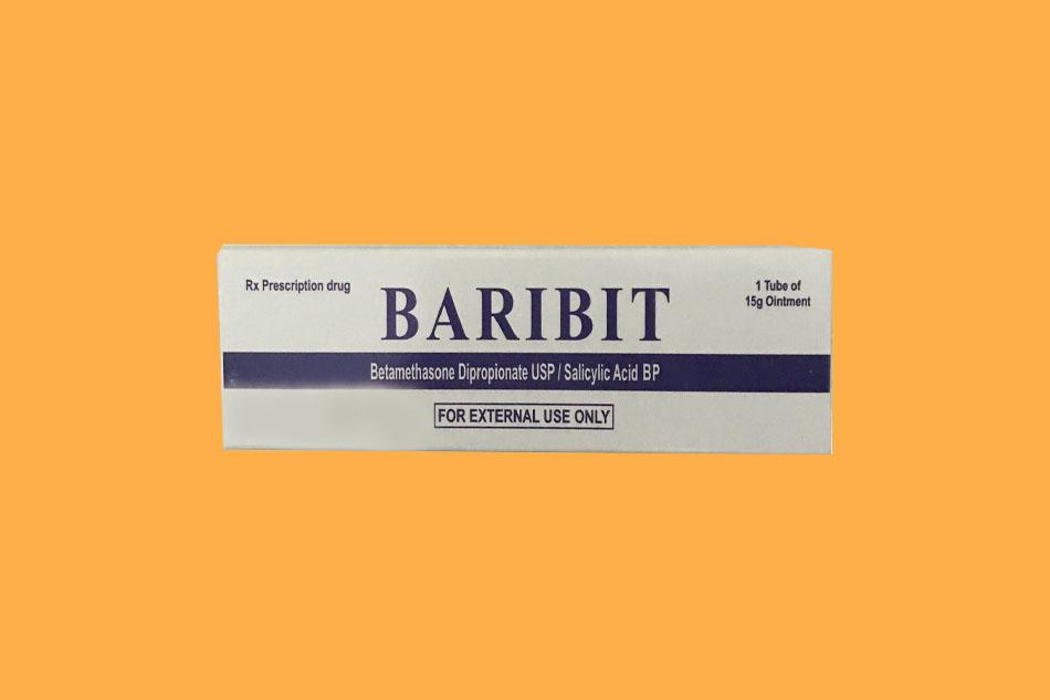Một số tác dụng không mong muốn của Baribit