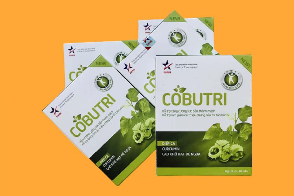 Thành phần của Cobutri