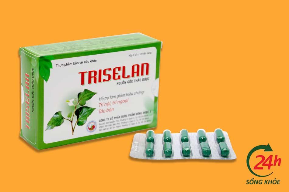 Viên uống Triselan là gì?