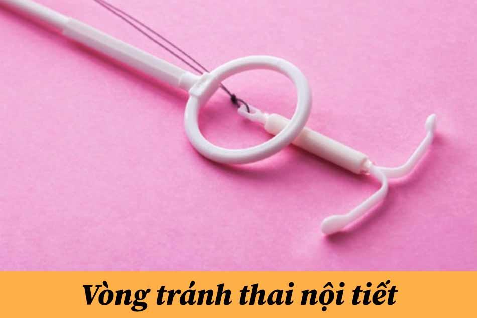 Vòng tránh thai nội tiết