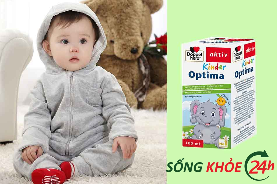 Review về Kinder optima doppelherz