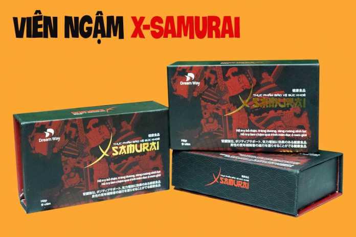 Viên ngậm X-Samurai
