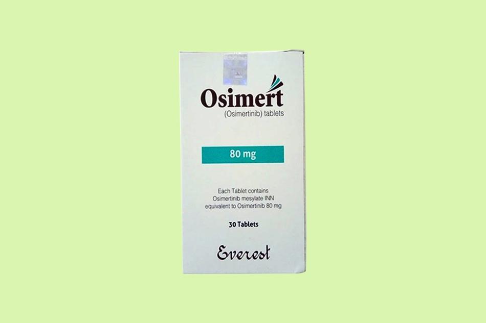 Chống chỉ định của Osimert