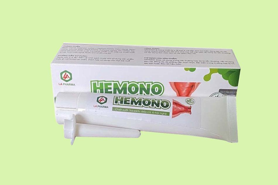 Hemono Gel có tác dụng gì?