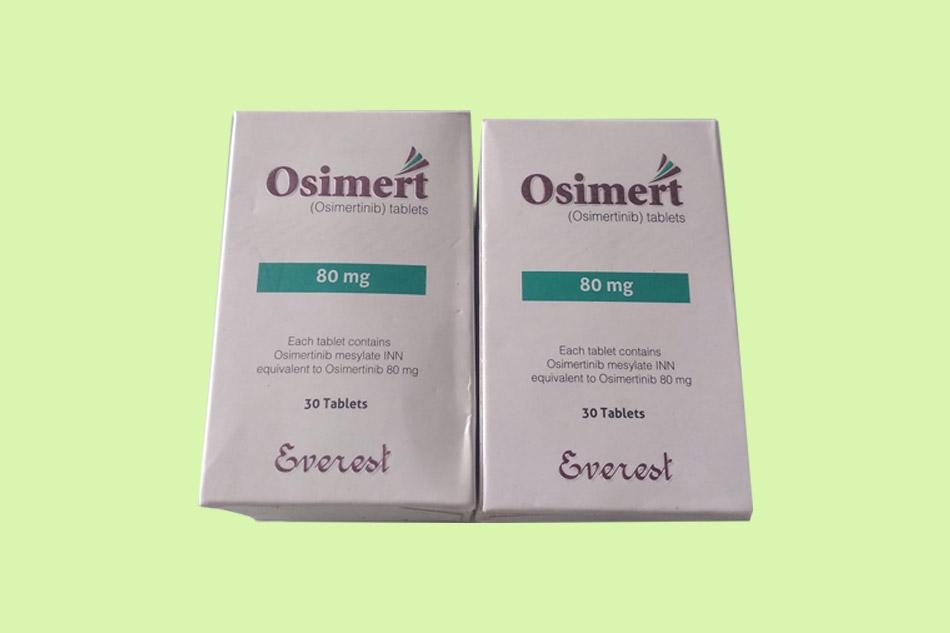 Tác dụng của Osimert 80mg