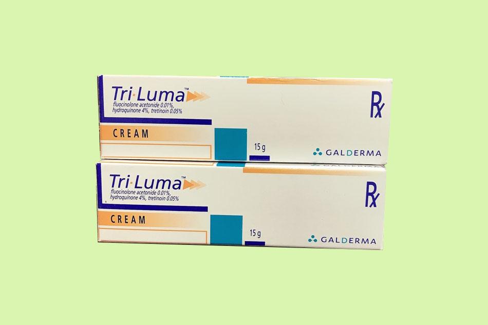 Kem trị nám Tri Luma Cream có tốt không?