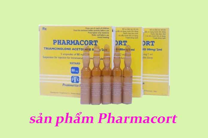 Sản phẩm Pharmacort