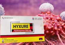 Thuốc Hyxure 50mg