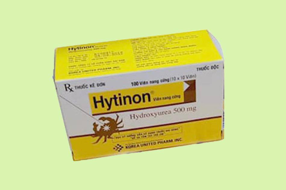 Cách sử dụng - liều dùng Hytinon 500mg